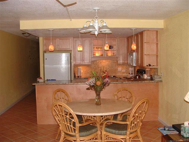 Dining area - Life's a beach! So get to a good one. - Kihei - rentals