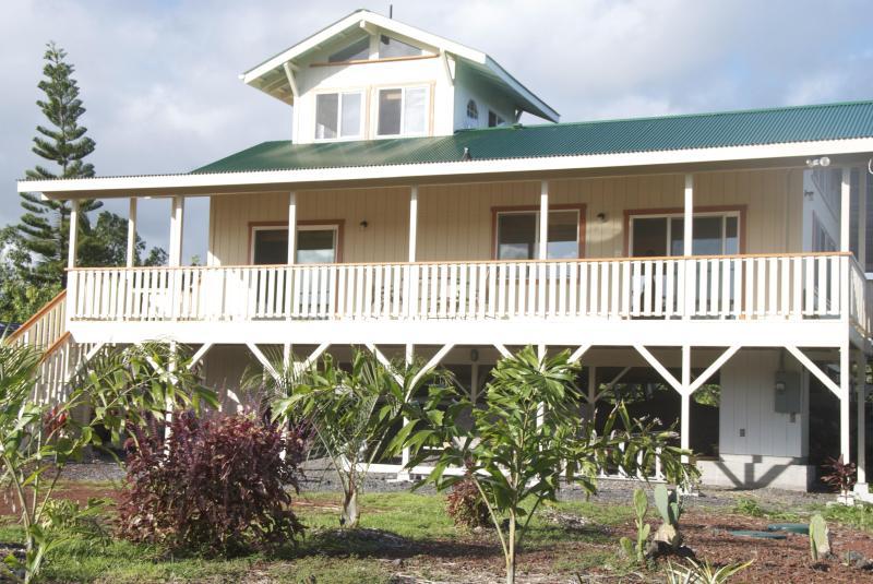 DSC 9543 - 2/3BDRM plantation style home walk to Kaimu Beach - Pahoa - rentals