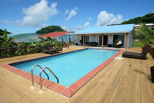 The White House, Villa with private pool - Image 1 - Antigua and Barbuda - rentals
