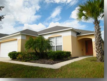 Orlando pool home for monthly rental - 4 Bedroom Pool Home & Spa - Orlando vacation rental - Kissimmee - rentals