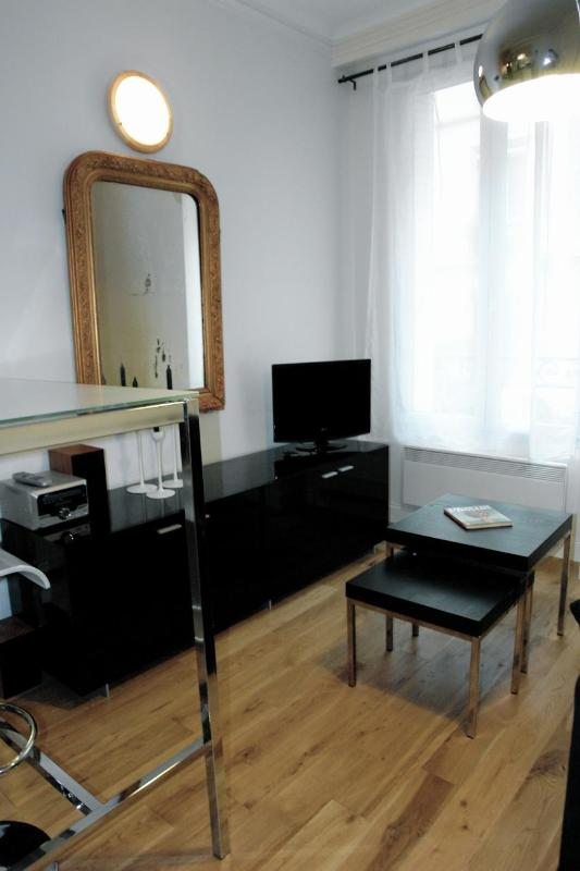Lounge - Charming apartment in heart of Montmartre - Wifi - Paris - rentals