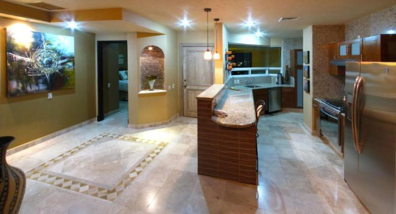 cocina - Bay View Grand PH 1403D - Puerto Vallarta - rentals