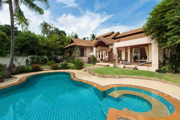 Baan Lily - Baan Lily a stunning villa with pool and jacuzzi - Koh Samui - rentals