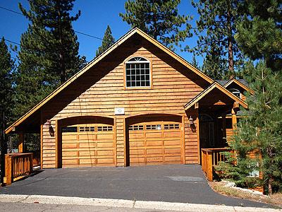 Exterior - 1800 High Meadows Trail - South Lake Tahoe - rentals