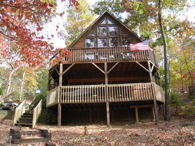 Baer\'s on the Lake  retreat - 5BR/4BA Lake Blue Ridge Family & Friends Retreat - Morganton - rentals