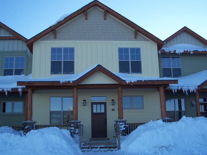 Exterior - Black Bear Crossing Ski in/Ski out 5 Bedroom - Snowshoe - rentals