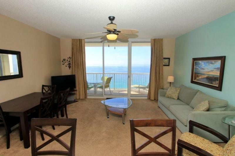 Gorgeous Gulf Views from your Living Area - Majestic Beach Resort T1 Unit 2305 - Panama City Beach - rentals