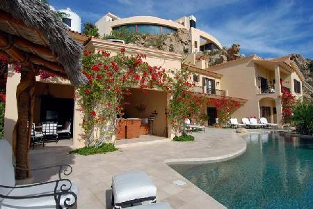 Casa Luca - Ideal for Large Groups, Magnificient Ocean Views, Infinity Pool - Image 1 - Cabo San Lucas - rentals