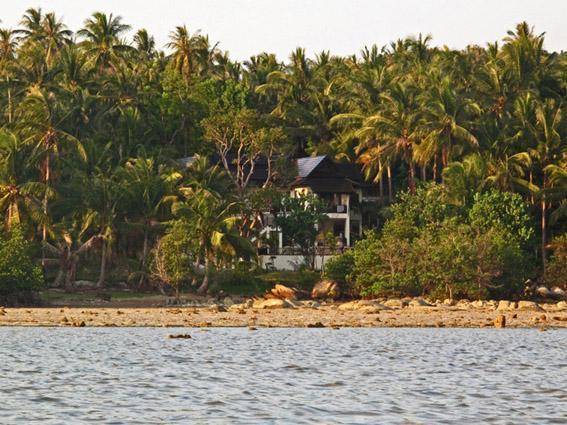 Choco Villa - View from the Sea - Choco Villa - Koh Phangan - rentals