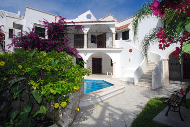 Private 5 bedroom, 5 bath Cozumel Villa - 5 bedroom Luxury Private Cozumel vacation villa - Cozumel - rentals