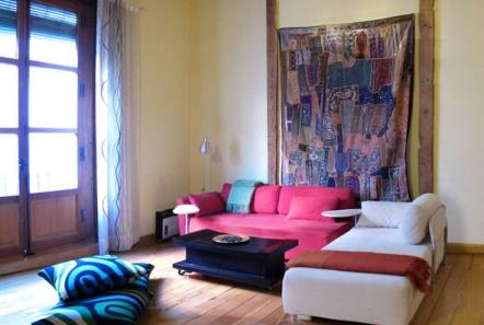Madrid Centre Latina Original Loft Groups & Family - Image 1 - Madrid - rentals