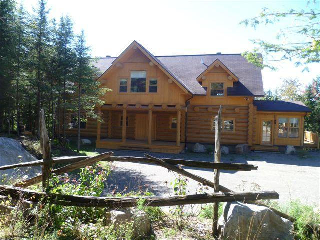 summer chaletmessermoose - Chalet Messer Moose , Stunning Lakefront Retreat - Saint Sauveur des Monts - rentals
