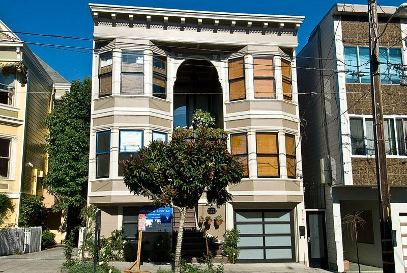 Two Bedroom Top Floor Flat - Image 1 - San Francisco - rentals