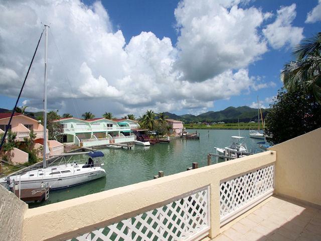 Villa 412D, North Finger, Jolly Harbour - Image 1 - Jolly Harbour - rentals
