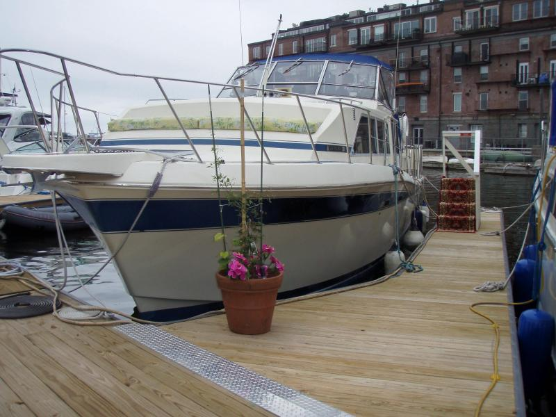 The Golden Slipper - The Golden Slipper,  B&B Afloat and Charter - Boston - rentals