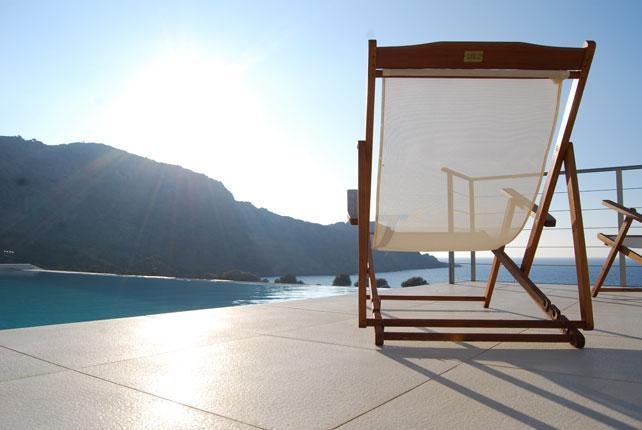 Villa Corallium with unobstructed sea views - Villa Corallium with breathtaking sea views & pool - Kissamos - rentals