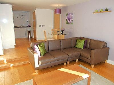 206 By the Bridge Apartment - Image 1 - Inverness - rentals