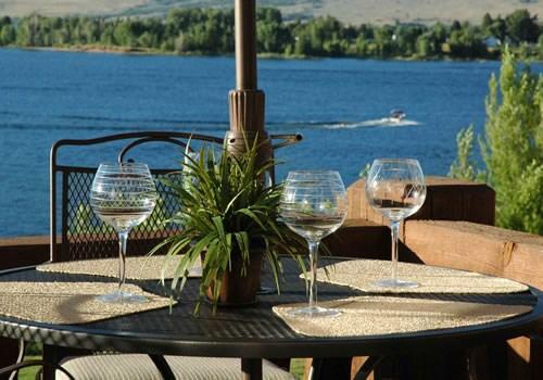 Deck View - Unsurpassed Views - Eden - rentals