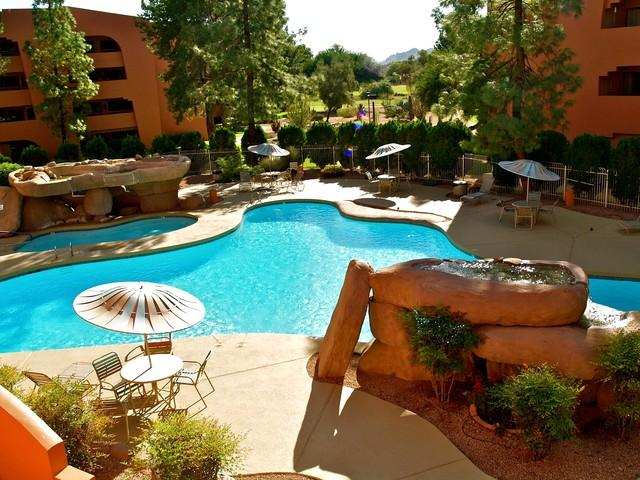 One of 5 Pools - Anasazi Village Condo on Golf Course - Phoenix - rentals