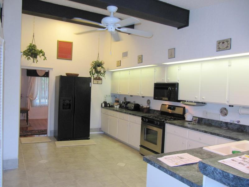 "Spacious kitchen view - Adorable ""Cottage"" minutes from the ocean - New Smyrna Beach - rentals"