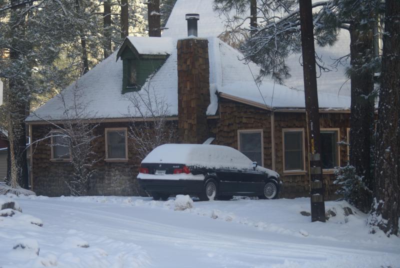 Snowy Snow Bunglaow - Snow Bungalow - Wrightwood - rentals