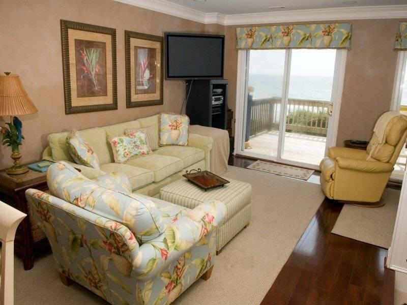 Sea Ridge Townhome #2 - Image 1 - Indian Beach - rentals