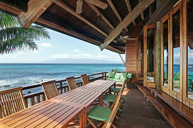 Your Paradise dinning .. - Tropical paradise in Napili Maui - Napili-Honokowai - rentals