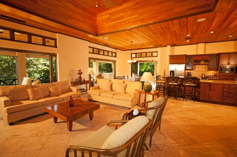 Great Room - Finest Luxury Penthouse at the Beach Club - Tamarindo - rentals