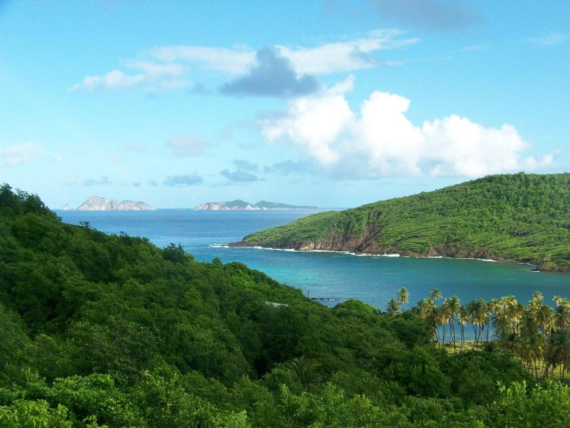 view from the terrace - Bella Vista at La Dolce Vita - Bequia - rentals