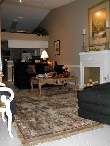 Elegant Sitting Area, Perfect for Entertaining - Bermuda Bay - Month big savings April $1900 - Naples - rentals