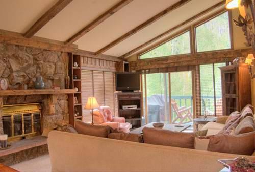 Timber Falls 1407, 4BD condo - Image 1 - Vail - rentals