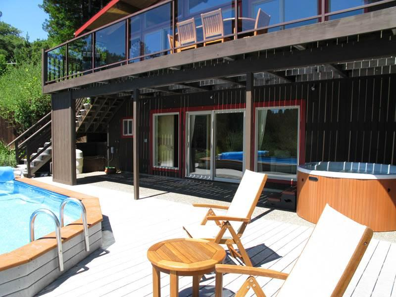 SOLEIL - Image 1 - Guerneville - rentals