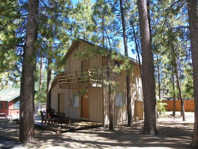 Rincon Cabin - Image 1 - Big Bear Lake - rentals