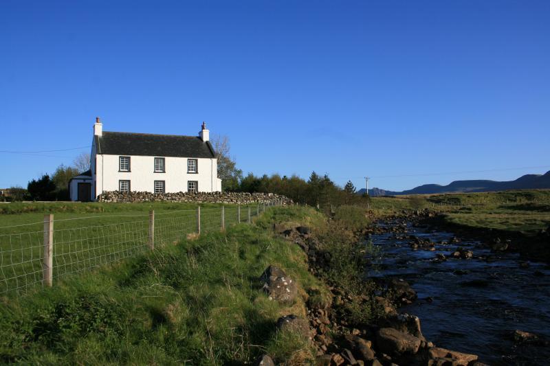 Tigh Cilmartin - Tigh Cilmartin, Isle of Skye - Luxury property - Staffin - rentals