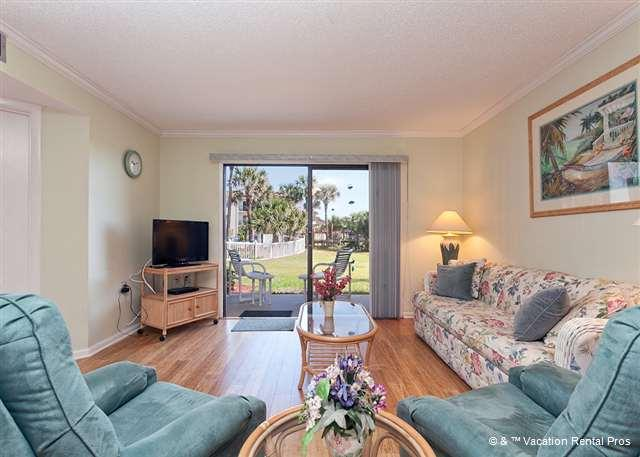 Perfect for families - Ocean Village O18, Ground Floor unit, 2 pools, St Augustine - Saint Augustine - rentals