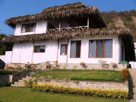 Beach House in front of the sea in Ecuador !!!!! - Image 1 - Entrada - rentals