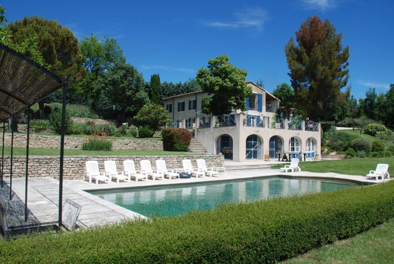 La Source, St Martin de Castillon - Heavenly house in Luberon, Provence, France. Pool, tennis. - Saint-Martin-de-Castillon - rentals