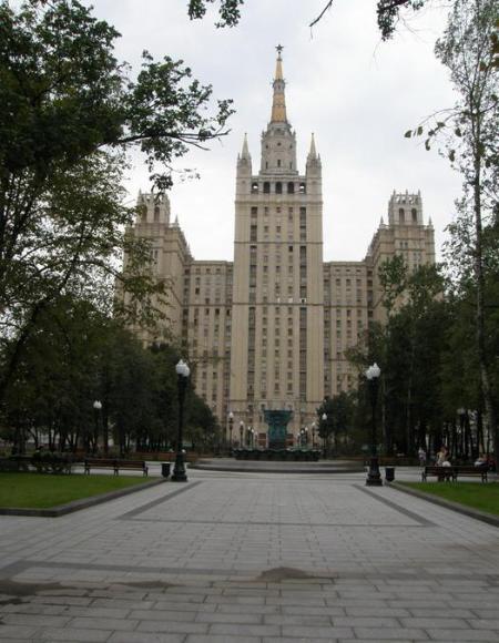 Stalin-Era skyscraper - Stalin Skyscraper - Moscow - rentals