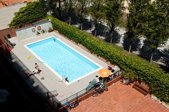 Olympic First *** Cocoon Pool (BARCELONA) - Image 1 - Barcelona - rentals
