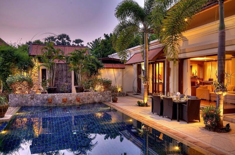 Sunset - Villa Apsara - Phuket - rentals