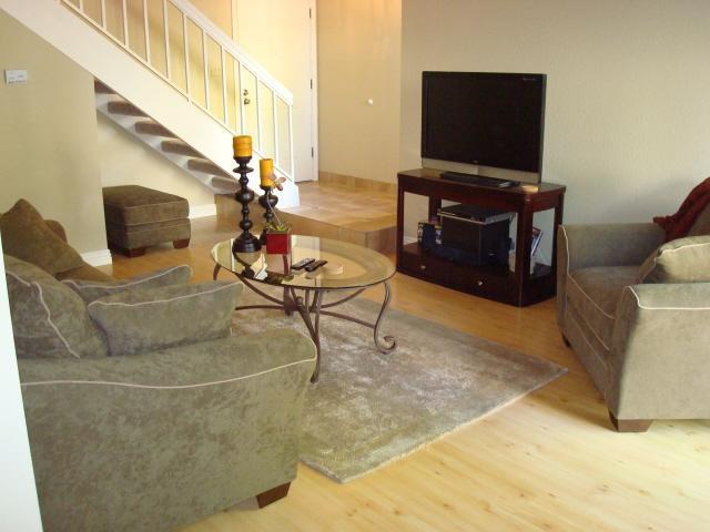 Living room - Sonoma County Condo in Rohnert Park - Rohnert Park - rentals