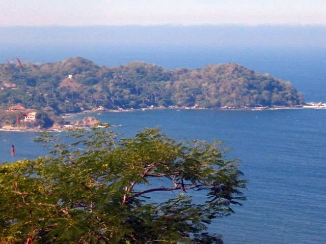 View from Casa Arriba - GORGEOUS VIEWS ABOVE THE CROWD IN PRISTINE AREA - Sayulita - rentals