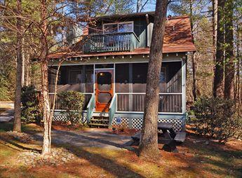 The Wake Robin at Highland Lake Properties - Wake Robin 123321 - Flat Rock - rentals