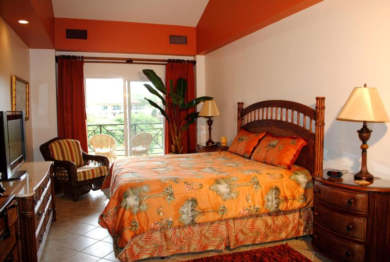 Master Suite with private furnished patio - Costa Rican DreamHouse - Herradura - rentals