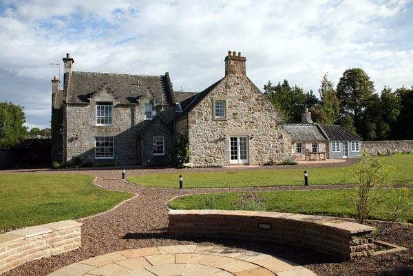 Winton Cottage near Edinburgh, Scotland has 5 bedrooms - 5 bedrm Winton Cottage, Winton House, East Lothian - East Lothian - rentals