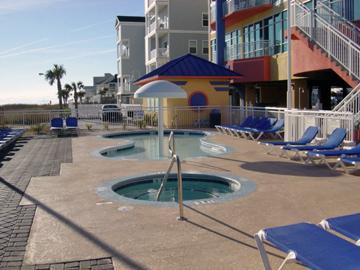 PRINCE RESORT 607 - Image 1 - Cherry Grove Beach - rentals