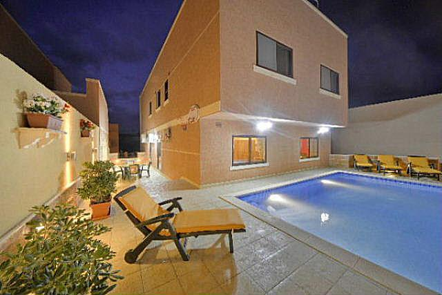 full view of Carville - 4 bedroom Villa  Apartment with pool near beach - Marsascala - rentals