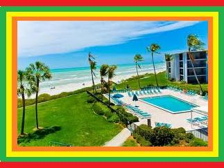 OUR POOL AND BEACH BY THE CONDO - $115/Night @ The Sundial Beach Resort on Sanibel! - Sanibel Island - rentals