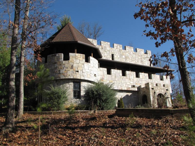 Castle McKenzie at Tulach Ard (The high ground). - Castle McKenzie Vacation Rental in Murphy, NC - Murphy - rentals