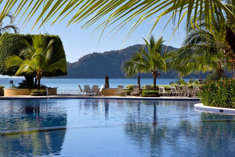 View of bay - FishShack Luxury 3bdrm Condo Los Suenos Costa Rica - Jaco - rentals
